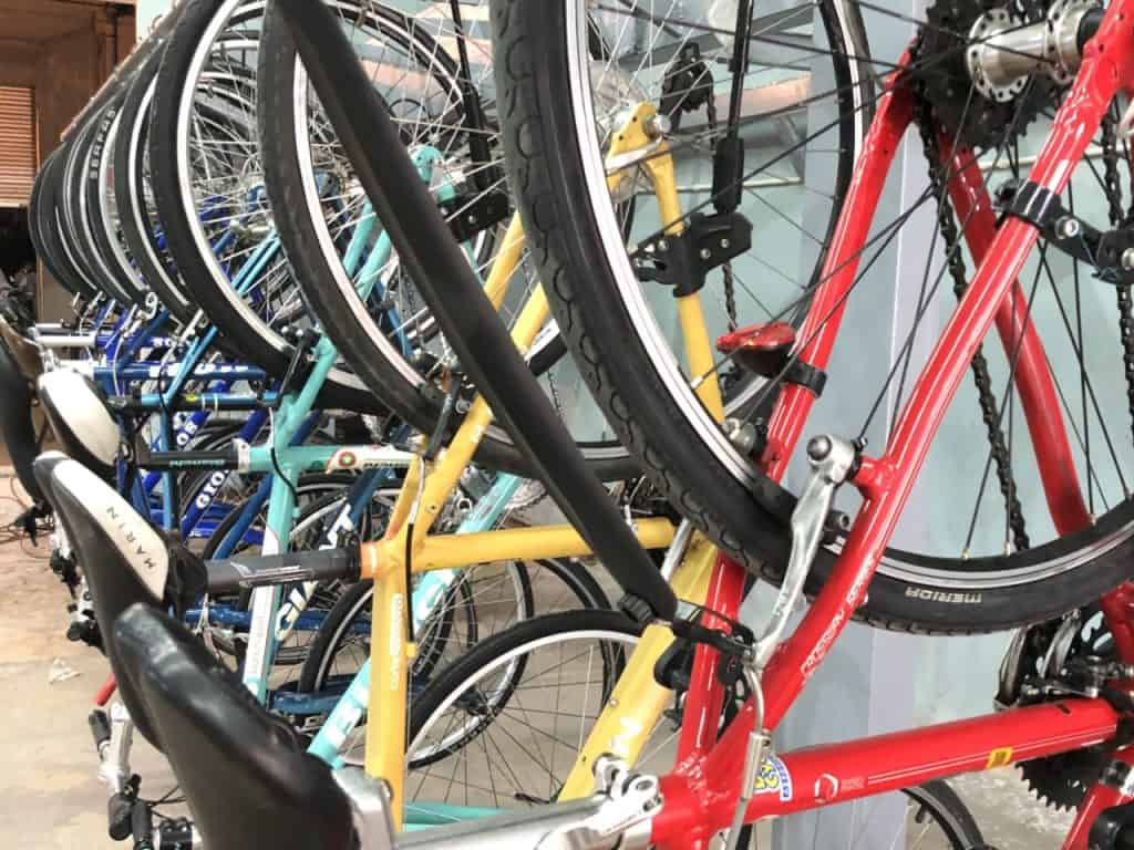 Xe dap Nhat bai luot bike