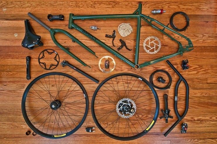 Có nhiều cách để sở hữu xe đạp