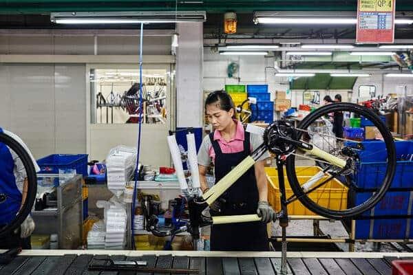 Để đạt chuẩn chất lượng Nhật, nhân công lắp ráp phải có trình độ chuyên môn cao