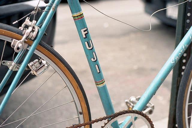 Thương hiệu xe đạp Nhật Fuji