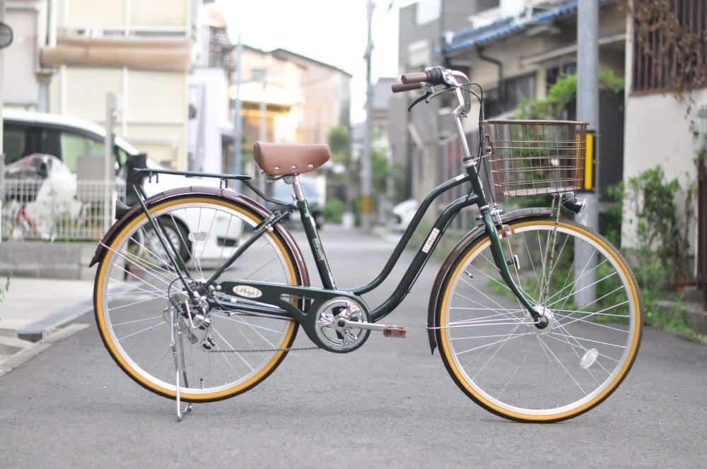 Thương hiệu xe đạp Nhật Maruishi