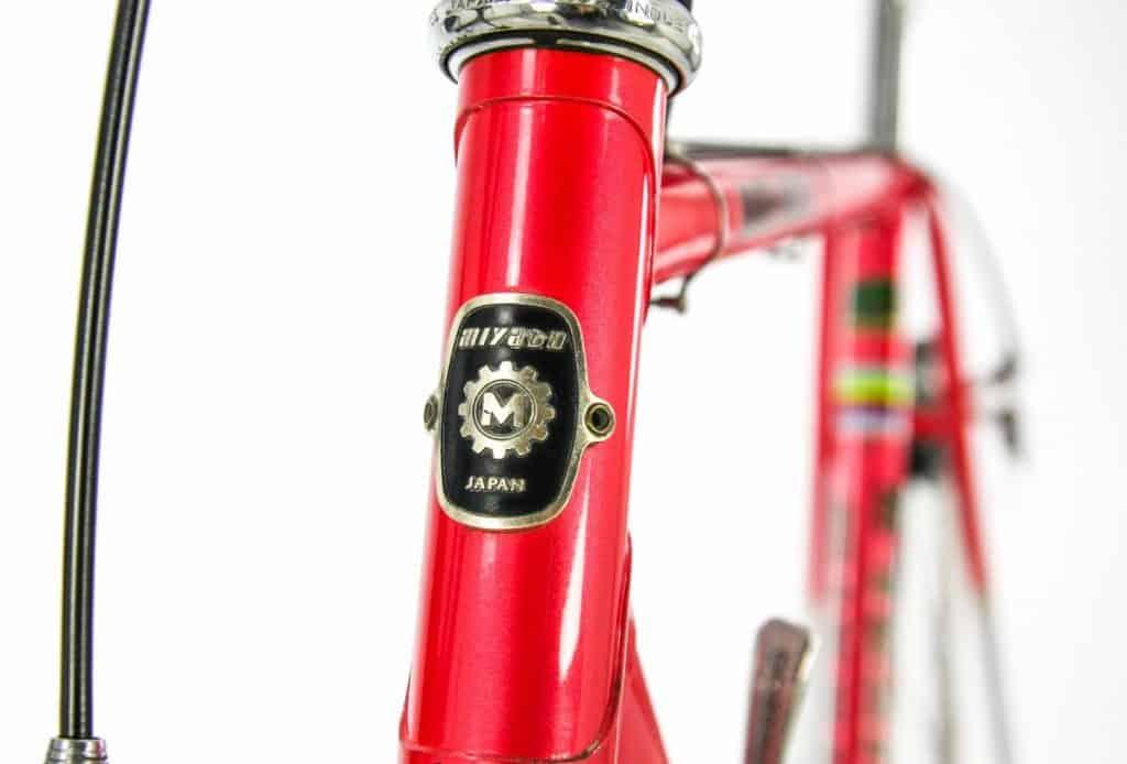 Thương hiệu xe đạp Nhật Miyata