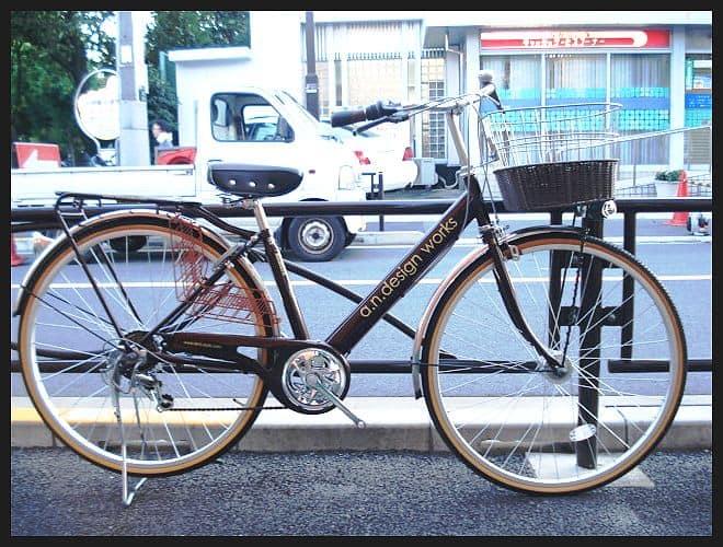 Thương hiệu xe đạp Nhật a.n.design works