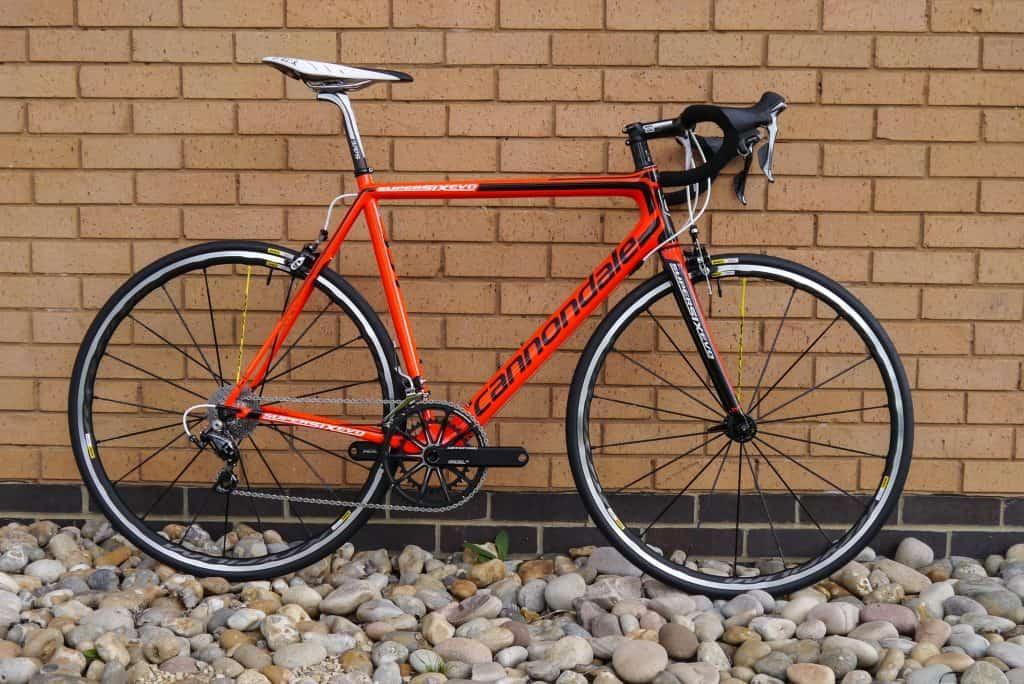 Cannondale là hãng tiên phong áp dụng nhôm và carbon vào chế tạo khung xe đạp