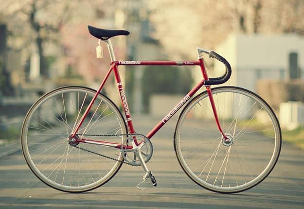 Thương hiệu xe đạp Nhật Nagasawa