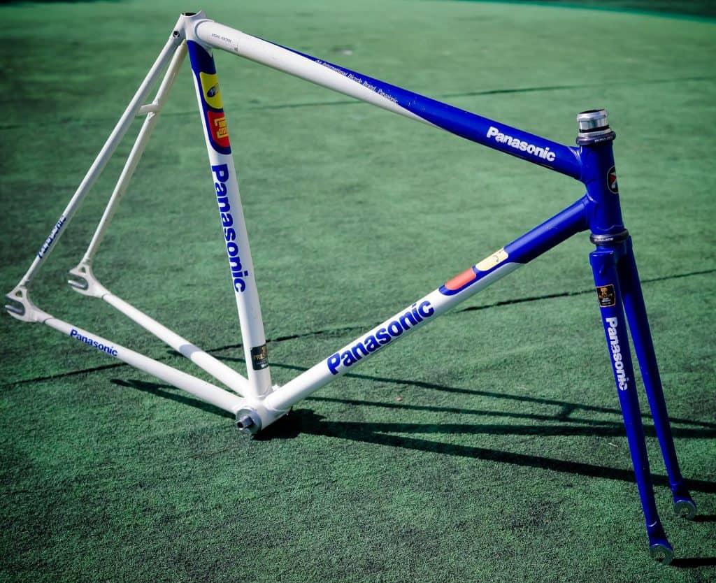 Thương hiệu xe đạp Nhật Panasonic