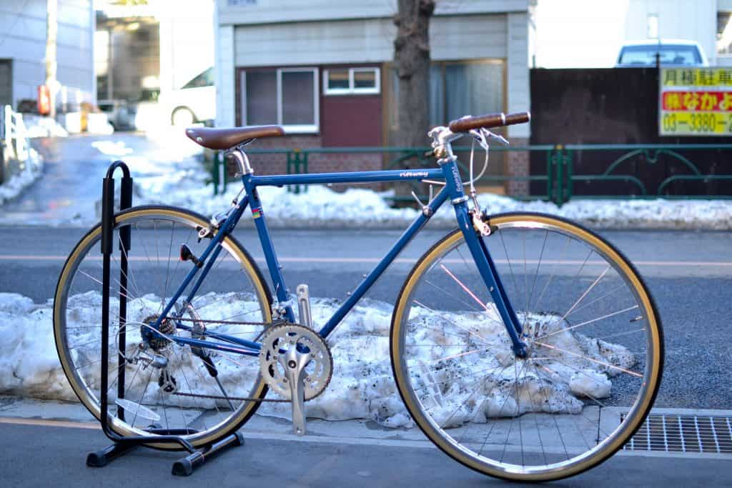 Thương hiệu xe đạp Nhật Riteway Shepherd